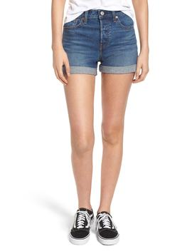 Wedgie Update Denim Shorts by Levi's