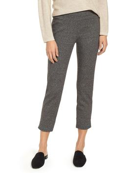 Slim Stretch Ankle Pants by Eileen Fisher