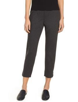 Slim Crop Pants by Eileen Fisher