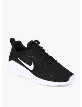 Kaishi 2.0 Black Sneakers by Nike