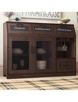 Laurel Foundry Modern Farmhouse Bairoil Transitional Server & Reviews by Laurel Foundry Modern Farmhouse
