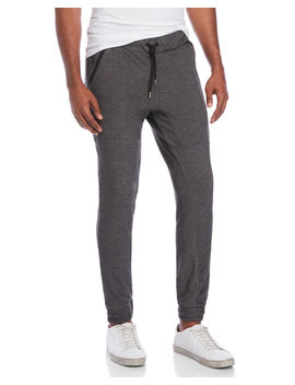Drawstring Knit Joggers by Projek Raw