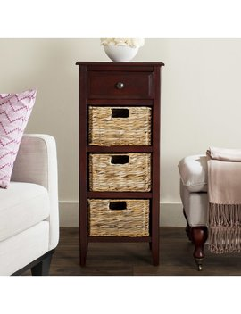 Beachcrest Home Darwin End Table With Storage & Reviews by Beachcrest Home