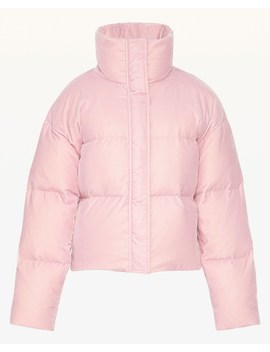 Velvet Puffer Jacket by Juicy Couture