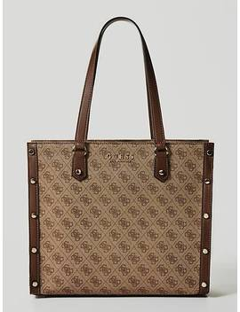Florence Logo Shopper by Guess