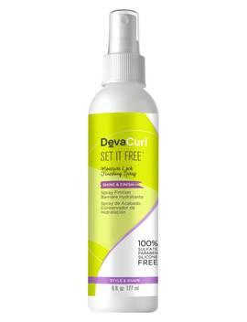 Set It Free Moisture Lock Finishing Spray by Devacurl