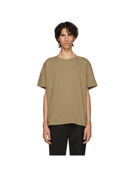 Brown Set T Shirt by Hope