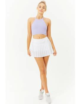 Crop Top Deportivo Canalé by Forever 21