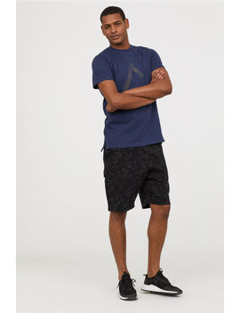 Спортивные шорты с карманами by H&M