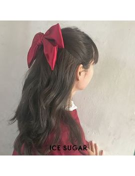 Bow Hair Clip by Ice Sugar