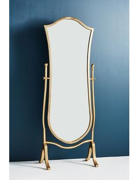 Etienne Standing Mirror by Anthropologie