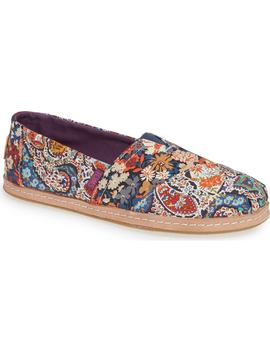 Alpargata Espadrille Slip On by Toms
