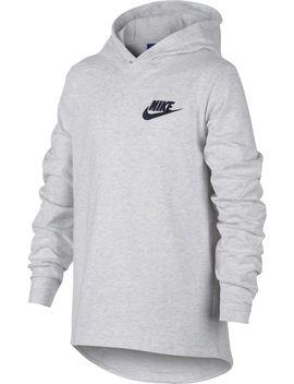 Nike Boys' Sportswear Lightweight Hooded Pullover by Nike