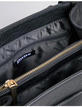 Dune Doolan Backpack With Contrast Stud Detail by Dune
