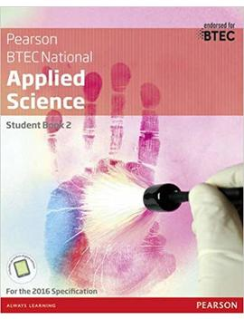 Btec National Applied Science Student Book 2 (Btec Nationals Applied Science) by Amazon