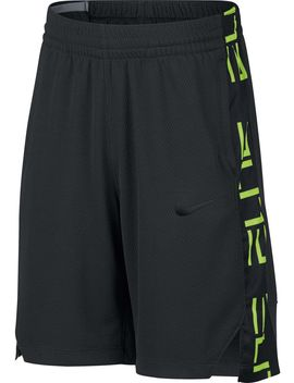 Nike Boys' Dry Elite Graphic Basketball Shorts by Nike