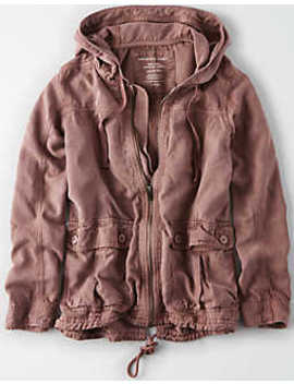 Ae Hooded Parka by American Eagle Outfitters