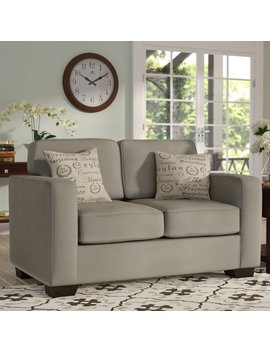 Andover Mills Deerpark Loveseat & Reviews by Andover Mills