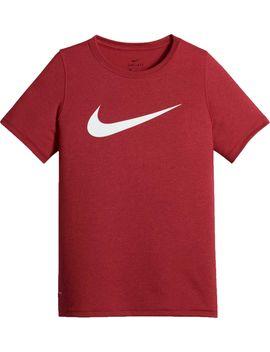 Nike Boys' Dry Legend Short Sleeve Shirt by Nike