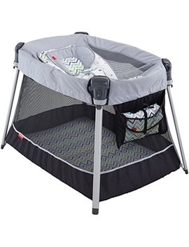 Fisher Price Ultra Lite Day And Night Play Yard by Fisher Price