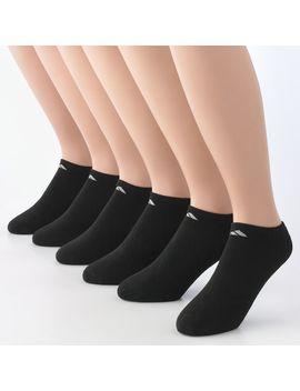 Men's Adidas 6 Pk. Clima Lite No Show Performance Socks by Kohl's