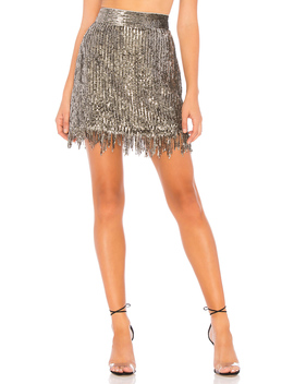 Xavi Embellished Sequin Skirt by X By Nbd