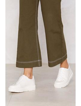 Blank You Very Much Chunky Sneaker by Nasty Gal