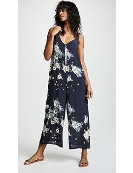 Midnight Elise Jumpsuit by One By Lacausa