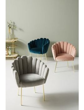 Feather Collection Dining Chair by Bethan Gray For Anthropologie