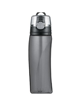 Thermos Intak 24 Ounce Hydration Bottle With Meter, Smoke by Thermos