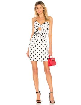 Aubrey Tie Dress by Bardot