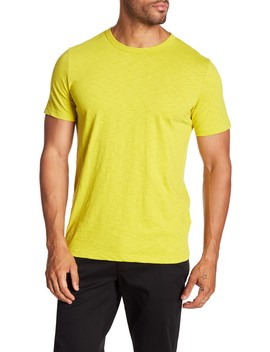 Essential Crew Neck Tee by Theory