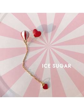 Balloon Non Matching Drop Earring by Ice Sugar