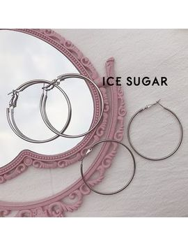 Hoop Earring by Ice Sugar
