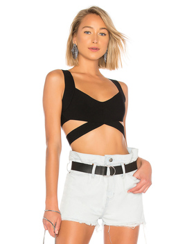 Strappy Bralette Top by T By Alexander Wang
