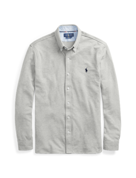 Featherweight Mesh Shirt by Ralph Lauren