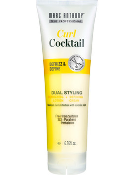 Define & Defrizz Curl Cocktail by Marc Anthony