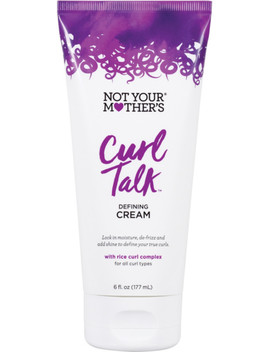 Curl Talk Defining Cream by Not Your Mother's