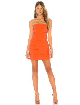 Overdrive Strapless Mini Dress by Nbd