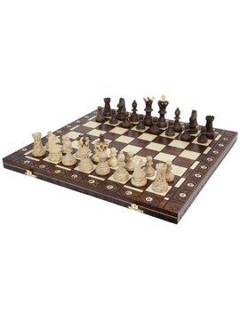 Wegiel Ambassador European Chess Board Game by Wegiel