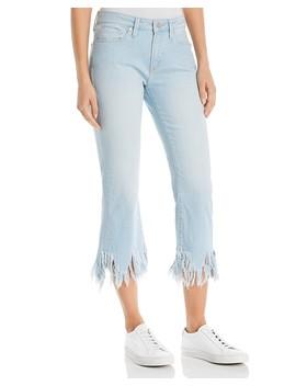 anika-frayed-hem-crop-flare-jeans-in-bleach-vintage by mavi