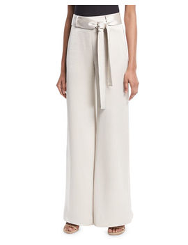 Nerissa Belted Wide Leg Pants by Alexis