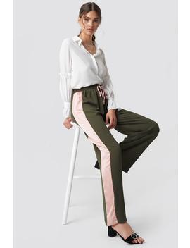 Wide Striped Pants by Na Kd
