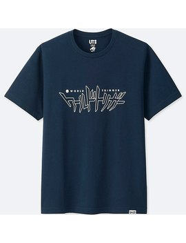 Jump 50 Th Graphic T Shirt (World Trigger) by Uniqlo