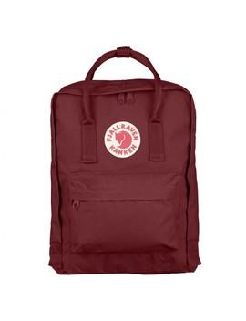 Fjällräven Kånken Ox Red Backpack by Paperchase