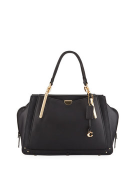 Dreamer 36 Smooth Leather Satchel Bag by Coach