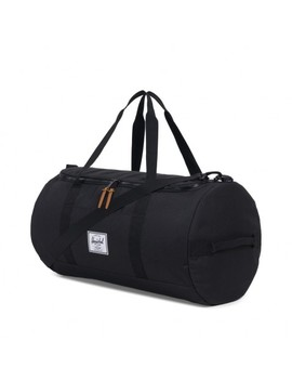 Herschel Supply Co. Sutton Duffle Bag Mid Volume Black  by Paperchase