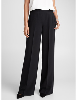 Techno Crepe Wide Leg Pant by Contemporaine Simons Jonak Contemporaine Pilgrim