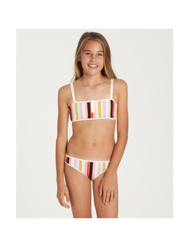 Girls' Come On By Tank Swim Set by Billabong