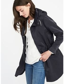 Hooded Utility Parka For Women by Old Navy